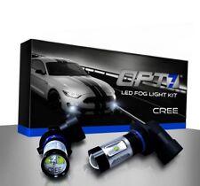 OPT7 H11 H8 H9 H16 LED Fog Light CREE XBD High Power Bulbs - 5000K Cool White
