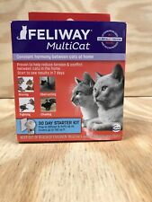 New listing Feliway D89410b Multicat Starter Kit 48ml