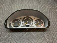 1996-2000 Mercedes W202 C36 AMG Instrument Cluster Speedo Gauges 2025401148