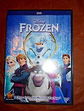 Disney Frozen (DVD, 2014)  with Movie Rewards Magic Code Inside  L/N