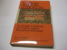 A History of Jewish Literature: The struggle of My... by Israel Zinberg (Vol 3 )