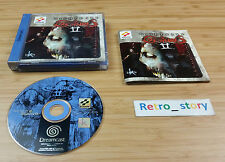 SEGA Dreamcast Nightmare Creatures II PAL