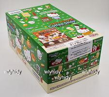 Sanrio Hello Kitty Coffee Shop Complete Box - Re-ment     ,  h#4ok