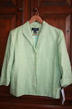 Jones New York signature 3/4 sleeve jacket BNWT size L