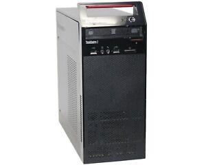 Lenovo ThinkCentre Edge72, i5-3470S @ 2.9GHz, 4GB RAM, 500GB HDD, Win 10 Pro