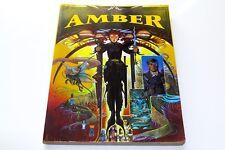 AMBER (AMBRE) - DICELESS RPG (JEU DE ROLE SANS DE) - RULEBOOK - ZELAZNY