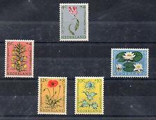 Holanda Flores serie del año 1960 (CZ-854)
