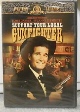 Support Your Local Gunfighter (DVD 2009 Western Legends) RARE 1971 BRAND NEW