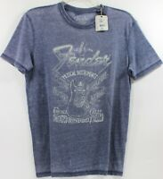 Lucky Brand Fender Musical Instruments Electronic Guitars Amps Strings T-Shirt