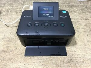 Canon Selphy CP800 Photo Printer