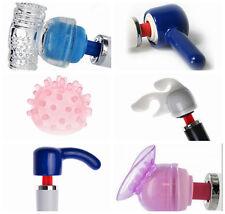 6 Models Accessories Head Cap Magic Wand Hitachi Massager Vibrator Attachment