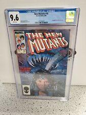 CGC 9.6 NEW MUTANTS #18 MARVEL COMICS 8/84 1ST WARLOCK APP