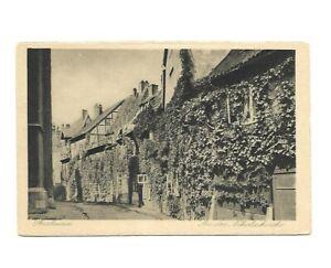 AK – Stralsund, an der Nicolaikirche um 1910/20