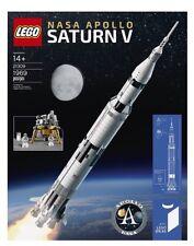 Lego Ideas 21309 Nasa Apollo Saturn V - Brand New Sealed Box