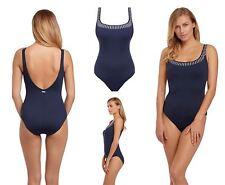 Fantasie San Remo Fs6508 W Underwired Scoop Back Swimsuit Ink 38 G CS