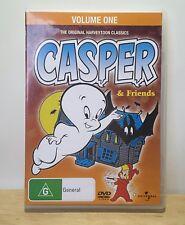 CASPER DVD_Volume 1 (1950 Original Harveytoon Cartoon) Rare Region 4