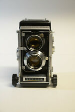 Mamiya C33 Professional TLR W80 2.8 Case and Hood