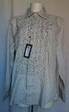 Camicia da Uomo/Unisex COAST tg L Made in Italy