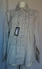 Camicia da Uomo/Unisex COAST tg M Made in Italy