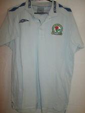 Blackburn Rovers Training Polo Football Shirt Size Small /20115