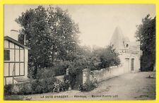 cpa 64 - HENDAYE (Pyrénées Atlantiques) La Côte d'Argent Maison de Pierre LOTI