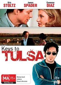Keys to Tulsa - James Spader & Cameron Diaz (DVD) Australia Region 4