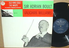 WESTMINSTER Vaughan Williams BOULT Old King Cole/Wasp PROMENADE ORCH XWN-18251