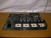 Dell Poweredge 6650 Server Quad CPU motherboard 0J8870 REV A00 Daughterboard