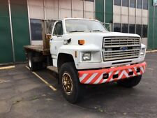 F800 Ford Fladbed Truck