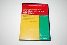 Oxford Handbook of Clinical Medicine for PDA (Oxford Handbooks Series) by Longm