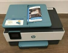 HP OfficeJet 8015 All In One Wireless Printer.Original box