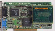MATROX COMPAQ 576-05 rev.B Card PCI with 2MB SGRAM Video Memory Upgrade Rare !!