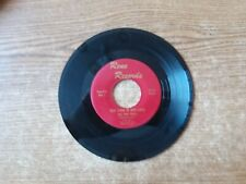 SUPER RARE 1960S EXC+ THE TINY TONES after all/this land is our land RENE1121 45