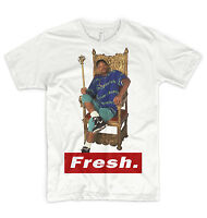 Fresh Prince T Shirt Retro Vintage 90's Sk8r Hipster Trill Swag Dope Will Smith