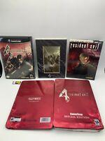 Resident Evil 4 GameStop Special Edition - Nintendo GameCube - Sealed Game & Cel
