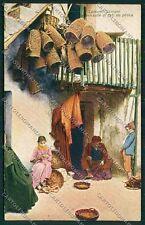 Palermo Costumi Siciliani cartolina QQ0920
