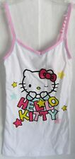Hello Kitty Tank Top Sleep Lounge Tee Cami Ladies Size MEDIUM NWT