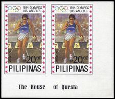 Philippinen Nr. 1594-99 U (2) ** (1400007478)