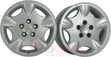 Set of 4 Genuine Tickford El Xr8 or NL Concord 16x7 Silver Alloy Rims & Caps