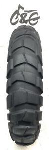 Metzeler Karoo 3 150/70-17 69r  Part Worn Motorcycle Tyre