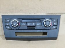 BMW 3 SERIES 318d E90 M SPORT 2008 HEATER CONTROL PANEL P/N: 64119182287-01