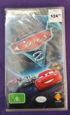 Disney Pixar - CARS 2 (NEW & SEALED) Sony  PSP Game.    Fast free post