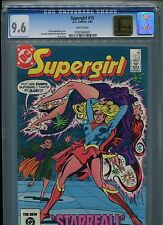 Supergirl #15 CGC 9.6 (1984) Only 1 Copy Higher @ 9.8