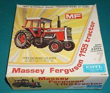 Massey Ferguson 1155 Tractor Ertl 1/25 Complete & Unstarted.