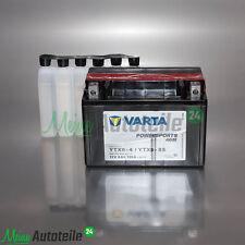 VARTA Motorrad Batterie Funstart AGM 12V 8AH 135A 508012008 YTX9-BS