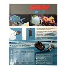 EHEIM AIR PUMP 100 / SINGLE OUTPUT AQUARIUM AIRPUMP