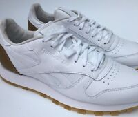 Reebok Classic White Leather Trainer Born x Raised V6670 Rare Sneakers UK 8.5