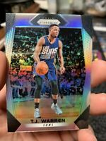 2017-18 Panini Prizm Silver T.J. Warren #64 Indiana Pacers HOT!!! - QTY
