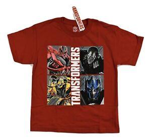 Youth Transformers Shirt New M(10-12), L(14)