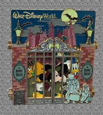 E-Ticket Collection Haunted Mansion Jumbo Pin - WDW Disney LE 500